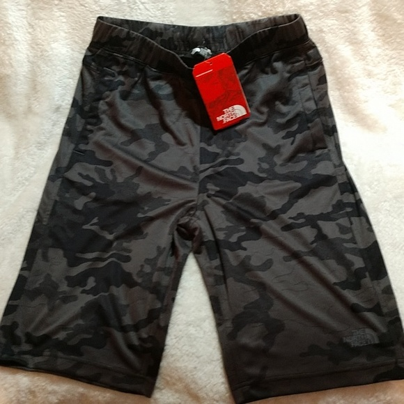 The North Face boys shorts NEW with tags NWT